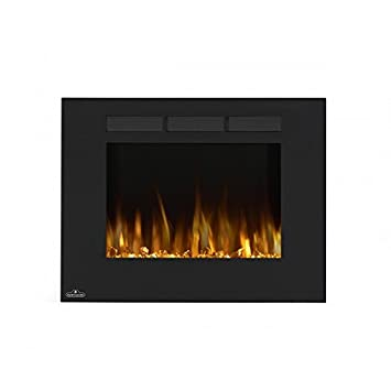 napoleon 42 electric fireplace reviews linear wall mount efl50h product review troubleshooting