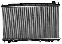 TYC 2988 Nissan Altima 1-Row Plastic Aluminum Replacement Radiator