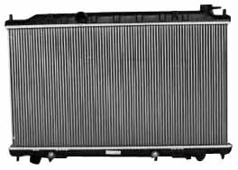 TYC 2414 Nissan Altima 1 Row Plastic Aluminum Replacement Radiator