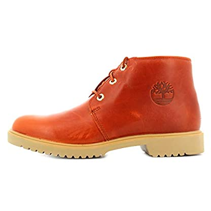 Mens Timberland 1973 Newman Chukka Smooth Leather Winter Outdoor Boots 6