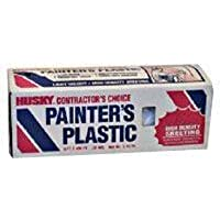 POLY AMERICA 070100H 8-Feet4 X 200-Feet .7 Mil Hd Painter-FeetS Plastic by ASR