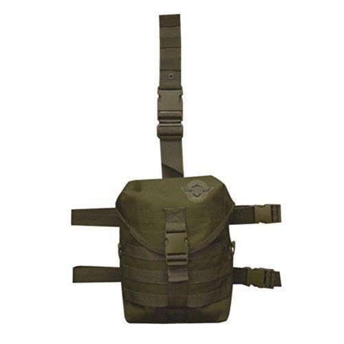 5ive Star Gear Dlg-5S Drop Leg Gas Mask Carrier Olive Drab (Mask Leg)