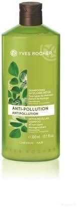 Shampoo by Yves Rocher 10.15 fl.oz./300 ml (Detox Micellar Shampoo)