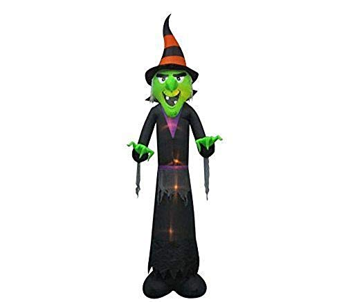 Outdoor Halloween Yard Decor 12 ft. Lighted Inflatable ()