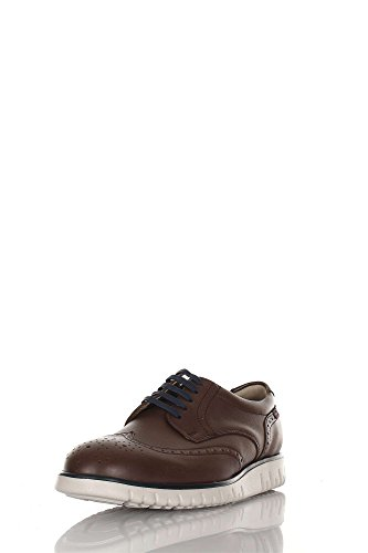 Uomo 10501 Marrone CALLAGHAN Stringate Scarpe Derby 8IqzfPw