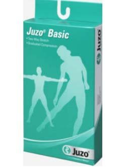 JUZO Basic Compression Stocking - Pantyhose Full Foot, Be...