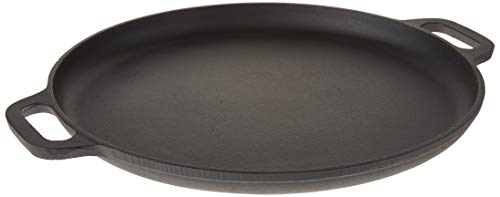Old Mountain 10171 Pre Seasoned Pizza Pan, 13-1/2-Inch