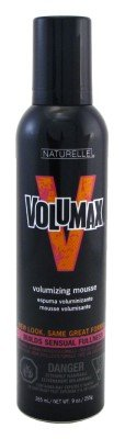 Volumax Mousse Volumizing 9 oz. (Pack of 6) by Volumax
