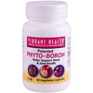 Vibrant Santé Phyto-Boron, 3 Mg,