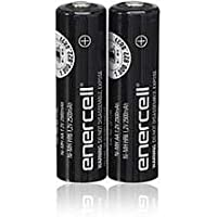 Enercell® 1.2V/2500mAh Ni-MH AA Batteries (2-Pack)