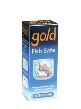 (2 Pack) Interpet - Goldfish Fish Safe