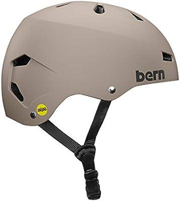 Bern 2018 Men/'s Team Macon EPS Summer Bike//Skate Helmet