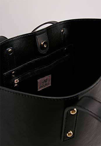 Women's Shoulder Black Bag Anna Field 6xpwUqq7