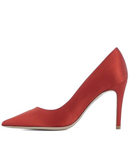 Satin 3104091lsrosso Escarpins Femme Deimille Rouge wXZz0Zq