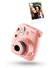 instax mini 9 Clear Pink + film (10 shot)