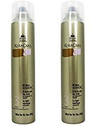 Avlon KeraCare Oil Sheen with Humidity Block 10 oz.(Set of 2)