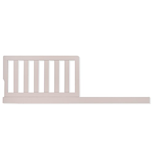 Santa Fe Blush - Evolur Toddler Rail, Blush Pink Pearl