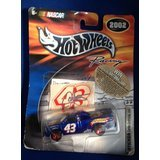 Nascar 2002 Hot Wheels Racing 43 Carlos Contreras Truck (Series Truck Nascar)