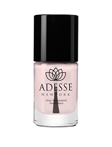 Adesse New York Organic Infused Nail Treatment, Polish Toughen Weak Nails, Straightened and Smooth Fingernails- Purifying Nail Cleanser