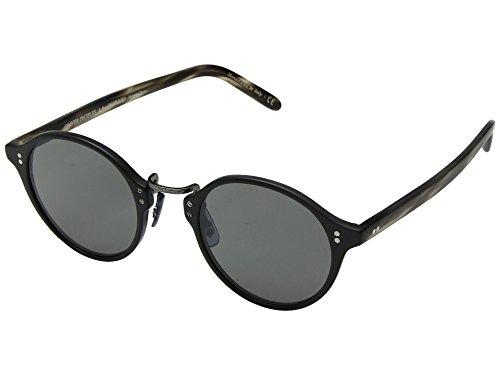 Oliver Peoples Eyewear Men's OP 1955 Sunglasses, Carbon Grey, One ()