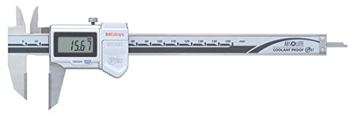 Offset Jaw Mitutoyo 536-221 Vernier Caliper +//-0.05mm Accuracy 0-150mm Range 0.05mm Resolution