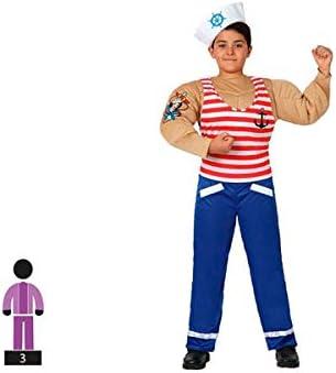 Cisne 2013, S.L. Disfraz de 3 Piezas para Carnaval Infantil niño ...