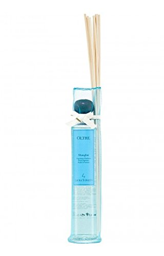 Laura TONATTO Scent home fragrance Shanghai OLTRE 200ml vase with chopsticks by Laura Tonatto