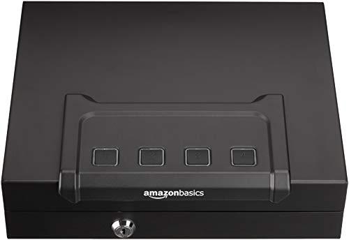 AmazonBasics Quick-Access Firearm Safety Device