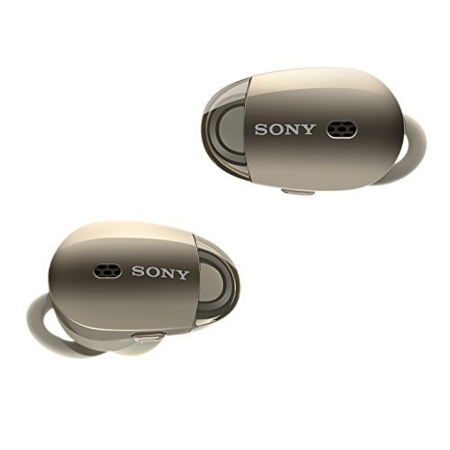 Sony WF-1000X Bluetooth Wireless Noise-Canceling In-Ear Earphones w Mic and NFC (Certified Refurbished)