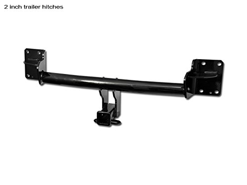 2007-2016 BMW X5 - CLASS 3 - TRAILER HITCHES - BLACK