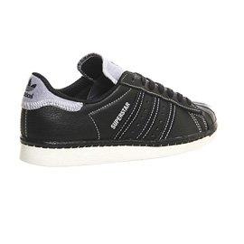 Superstar Adidas Nero Donna Toe Bianco 80s Sneaker Metal RTdwT6