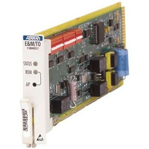 TA750/850 Single E&m/to Modulef/PBX Or Analog Cross Connect Apps
