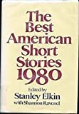 The Best American Short Stories 1980