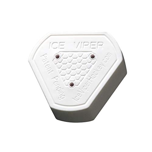 (Ice Viper Dryland Training Puck: Low-Bounce, No-Roll for Street Hockey, Inline Hockey, Stickhandling, Off-Ice Training (1) )