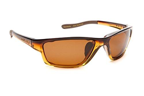 Native Eyewear Versa Sun Glasses (Brown, Pale Ale - Sunglasses Ale