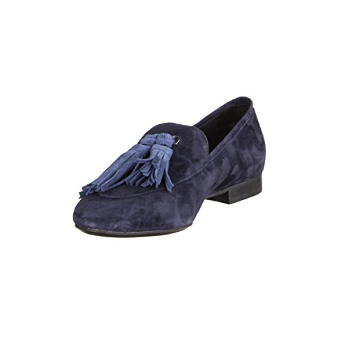 Loafer Carolina blue Flats blue Donna Women's q1wnf