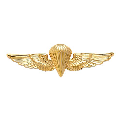 Medals of America Navy or Marine Parachute Badge Miniature