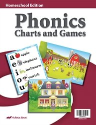 Homeschool Phonics Charts and Games (Best Homeschool Phonics Curriculum)