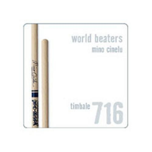 Hickory Timbale Sticks (Promark Hickory Timbale Stick, pack of 8)
