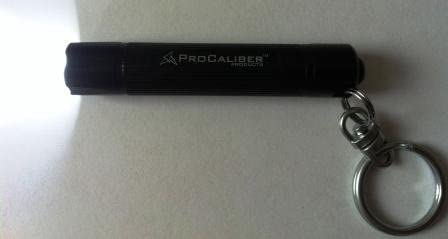 ProCaliber Products Keychain LED Flashlight
