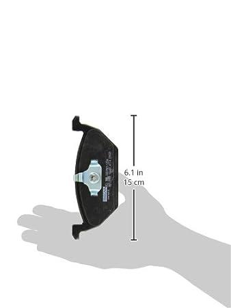 Scheibenbremse 4-teilig Triscan 8110 10578 Bremsbelagsatz