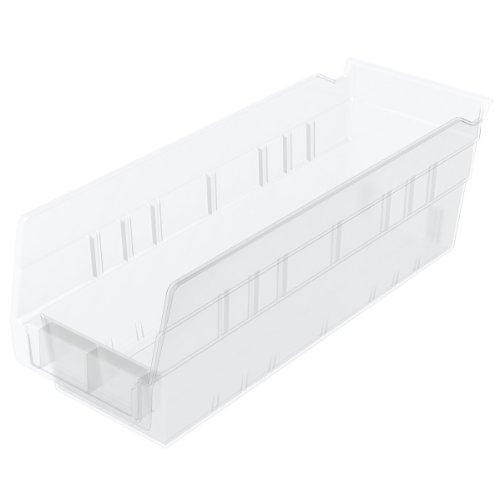 Akro Mils 12 Inch Plastic Nesting 24 Pack