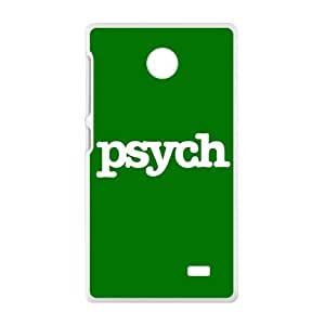 Psych Cell Phone Case for Nokia Lumia X