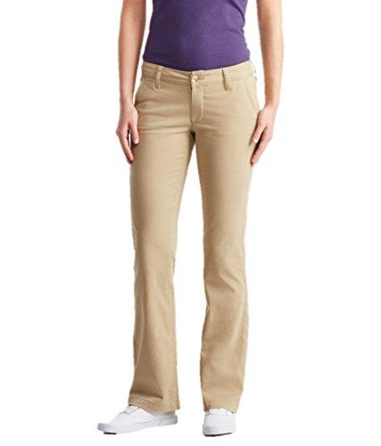 Aeropostale Womens Khaki Chino Pants