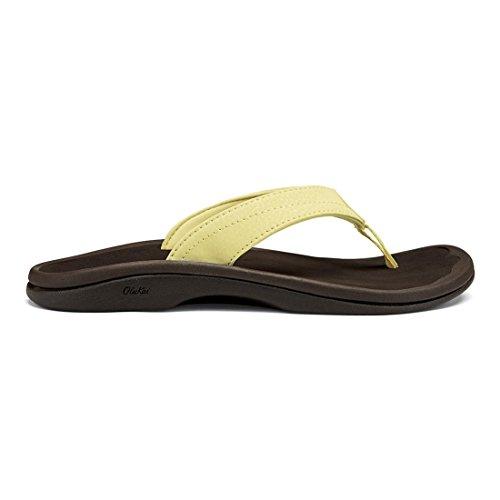 Pantofola Oloka Ohana - Limonata Da Donna / Java Scuro
