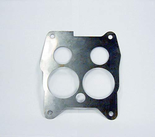 (Metal & Paper Base Gasket Set - Rochester 4 BBL Quadrajet Carburetor in 1967-1969 Cadillac (Metal Baffle)