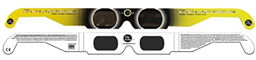 Eclipse Glasses - CE Certified Safe Solar Eclipse Glasses – 10pk Assorted- Eye Protection