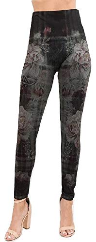 Used, M. Rena Women's High Waist Design Leggings One Size for sale  Delivered anywhere in USA