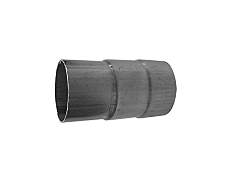 Exhaust Pipe 3 Stage Reducer 40mm / 42mm / 45mm Mild Steel Tube Connector Heavy Duty Coupler Section 6RD (40mm / 42mm / 45mm) Armar Trading LTD