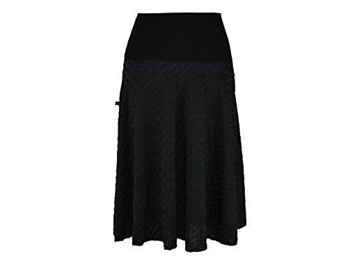 Design Dunkle 40 Jupe Femme Noir 0WgqqdnwO